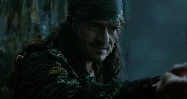 Piratas del Caribe: La Venganza de Salazar - TV Spot