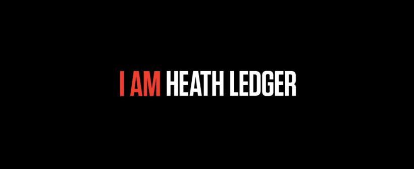 I Am Heath Ledger - Trailer Oficial