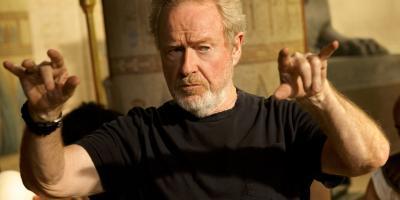 Del espacio al campo de batalla, Ridley Scott dirigirá una película sobre la Segunda Guerra Mundial