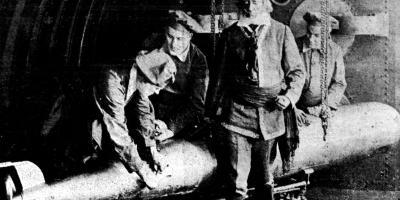 CINE CLUB TOMATAZOS: 20,000 Leagues Under the Sea (1916)