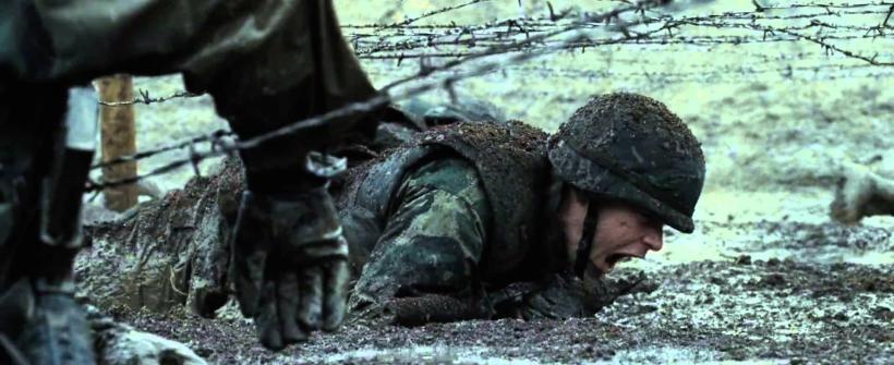 Soldado Anónimo - Trailer Oficial
