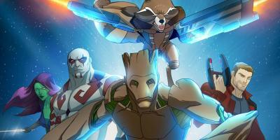 Entrevista con los productores de Guardianes de la Galaxia de Marvel