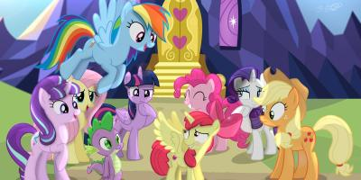 Llega el primer avance de My Little Pony: The Movie