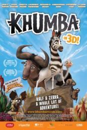 Khumba, la Cebra sin Rayas