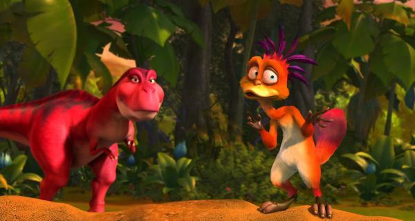 Dinosaurios- Trailer Oficial