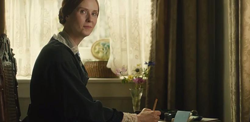 A Quiet Passion, una mirada sin censura a la vida de la escritora Emily Dickinson
