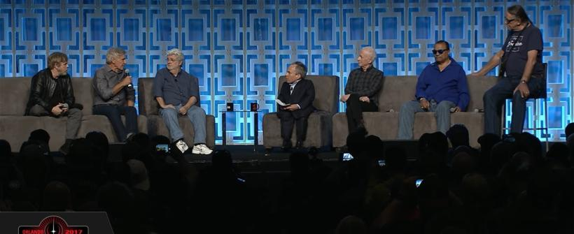 Star Wars Celebration 2017 - Panel 40 años de Star Wars