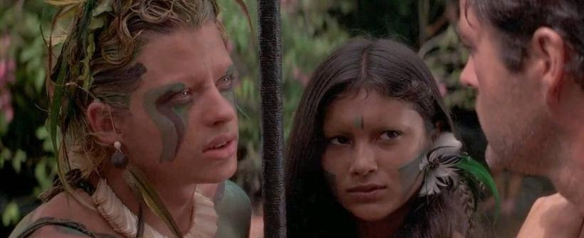 Perdido en el Amazonas - Tráiler