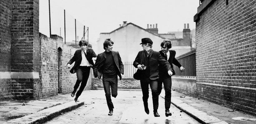 A Hard Day's Night llega a las pantallas de Cineteca Nacional