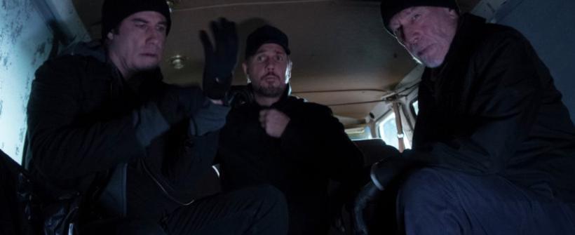 The Forger Official UK Trailer #2 (2015) - (John Travolta, Crime Thriller HD)