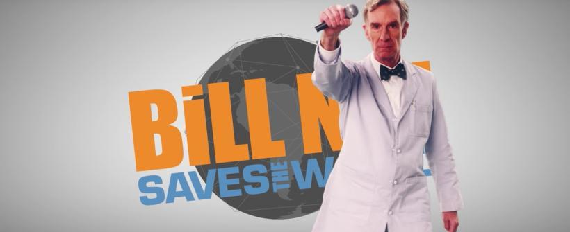 Bill Nye explica Stranger Things