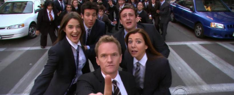 How I Met Your Mother - Clip: Nothing Suits Me Like A Suit