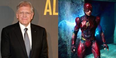Robert Zemeckis prepara su próxima película y no es The Flash