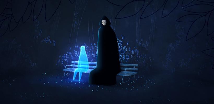Ve Coda, el emotivo corto animado que te lleva a experimentar ese breve instante entre la vida y la muerte