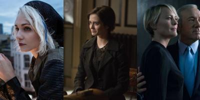 Series para ver este fin de semana: Sense8, Penny Dreadful, House of Cards