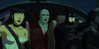 Justice League Dark: el director Doug Liman habla sobre la adaptación live-action