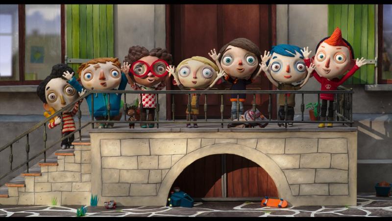 Blue Spirit Animation