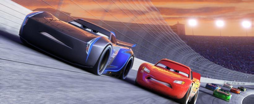 Cars 3 - Tráiler #2