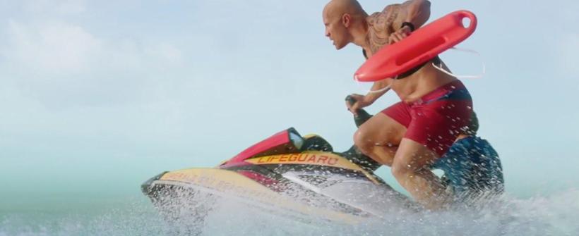 Baywatch: Guardianes de la Bahía - Tráiler Red Band