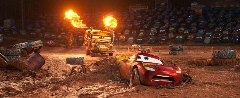 Cars 3 - Tráiler Subtitulado al Español #3