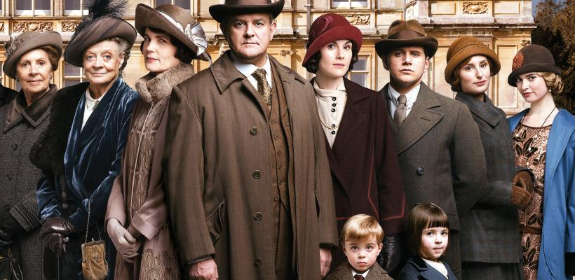 Confirman la película de Downton Abbey