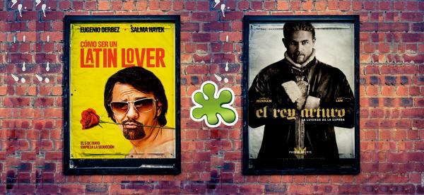 Las peores películas de la cartelera mexicana