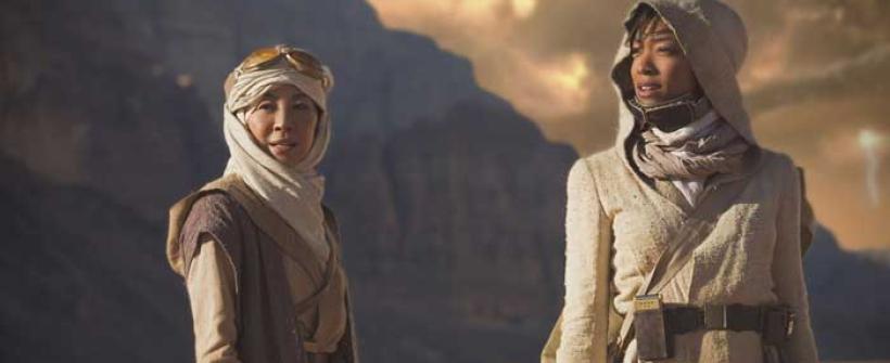 Star Trek: Discovery - Adelanto