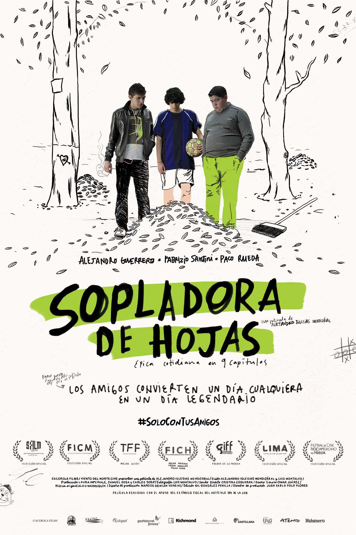 Sopladora de Hojas: te decimos por qué deberías ver esta película ...
