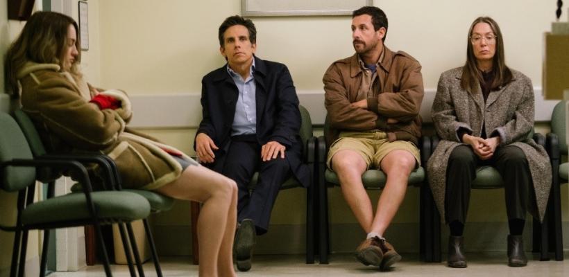 The Meyerowitz Stories se convierte en la película más aclamada del Festival de Cannes