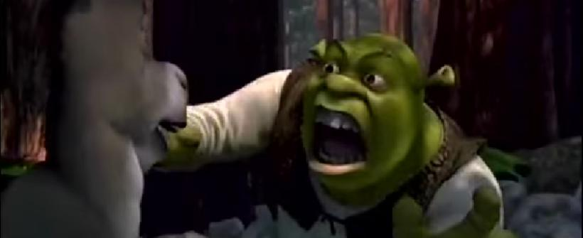 Shrek - Trailer Oficial