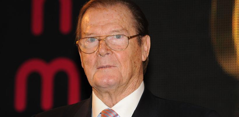 Así reaccionan los famosos ante la muerte de Roger Moore