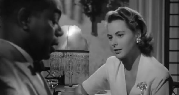 Casablanca- secuencia con Ingrid Bergman