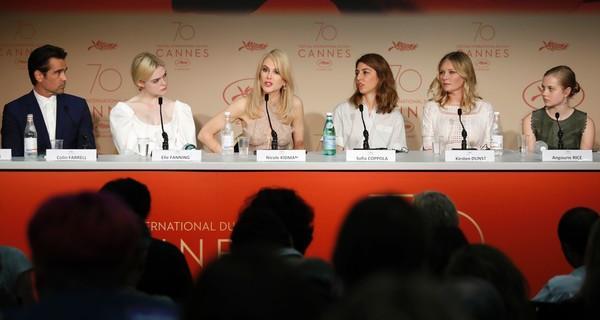 El Seductor -Conferencia de prensa Cannes 2017