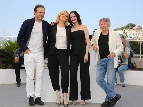 Photocall Based on a True Story Cannes 2017
