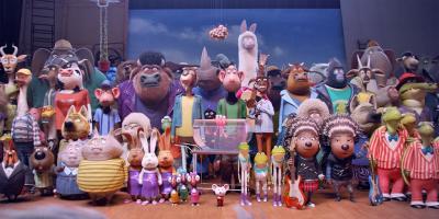 Ahora en Blu-ray, SING: ¡Ven y canta!