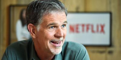 Fundador de Netflix dice que Amazon es un competidor aterrador