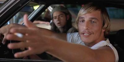 Así fue la audición de Matthew McConaughey para Dazed and Confused