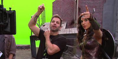 Zack Snyder y su cameo en Mujer Maravilla