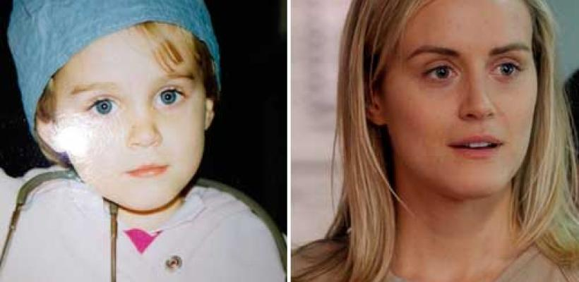 Orange Is The New Black: mira a las protagonistas cuando eran niñas