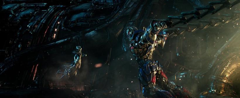 Transformers: El Último Caballero - Nuevo Tráiler