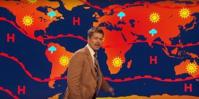 Brad Pitt decide cambiar de profesión