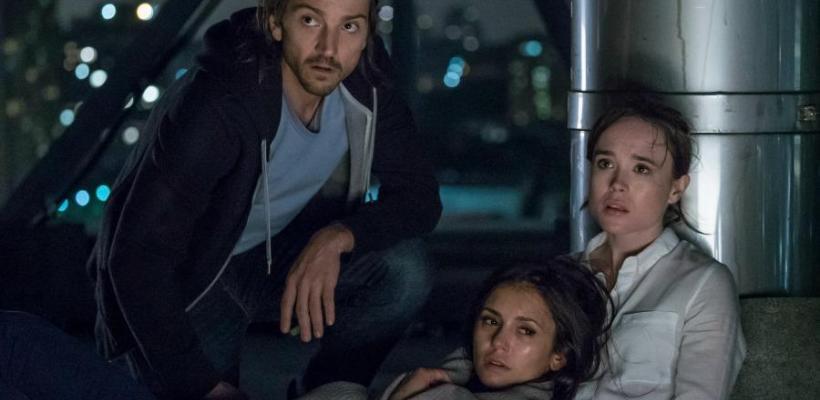 Diego Luna y Ellen Page en el primer tráiler del reboot de Línea Mortal