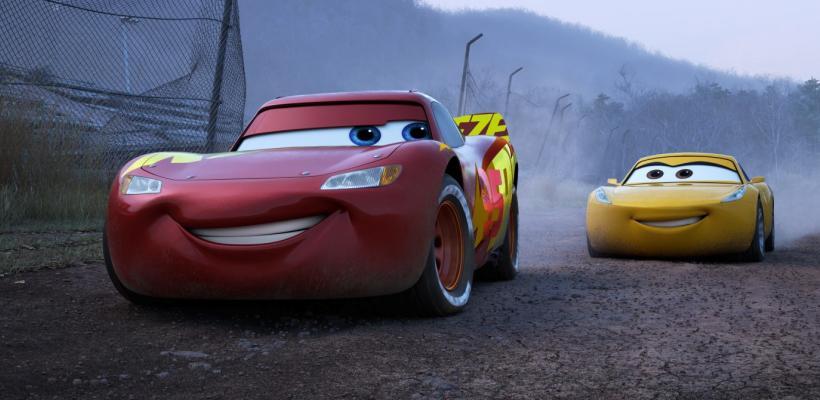 Cars 3: top de críticas, reseñas y calificaciones