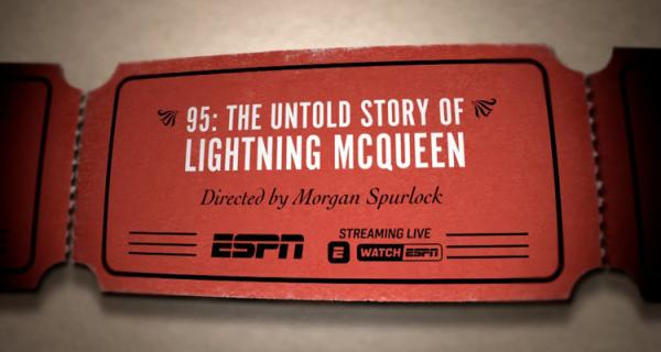 95: La Historia Jamás Contada de El Rayo McQueen