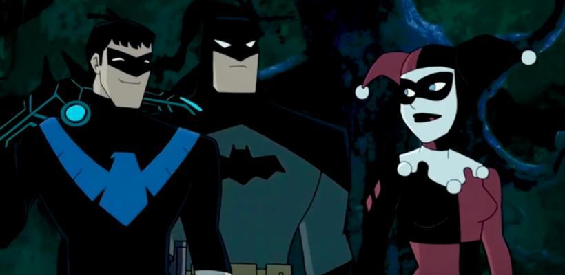 Batman & Harley Quinn será estrenada en la Comic Con de San Diego