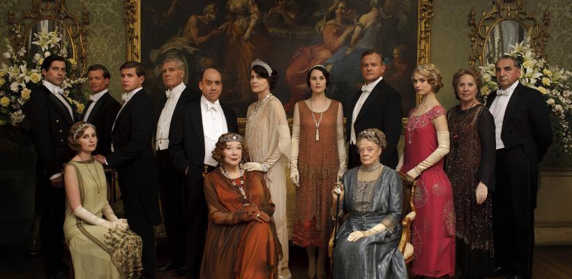 Downton Abbey: la película versión hollywoodense de la serie británica está en marcha