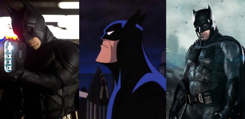 Todas las películas de Batman en el Tomatómetro