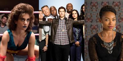 Series para ver este fin de semana: G.L.O.W., Dear White People, Brooklyn Nine-Nine