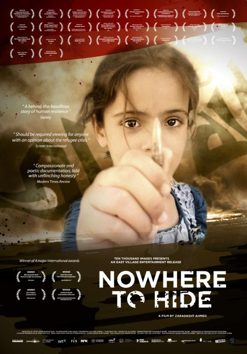 Nowhere to Hide (2017)