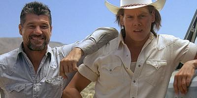 Tremors se convertirá en serie para televisión y será protagonizada por Kevin Bacon